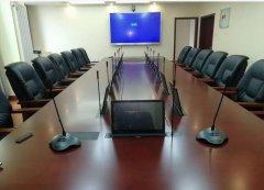 86寸视频会议系统调试完工