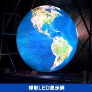 球形定制款LED显示屏
