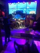 银川西夏万达橘子音乐酒吧3*3液晶彩立方平台官网项目