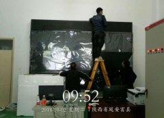 富县矿业开发有限公司3x3液晶彩立方平台官网屏