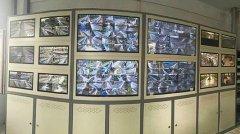 山水文园小区监控系统工程